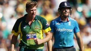 India vs Australia 2015, 2nd ODI at Melbourne: James Faulkner says that Australia are not worried about slow pitches