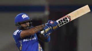 IPL 2018 : मुंबई की जीत में सूर्यकुमार, क्रुणाल और रोहित चमके