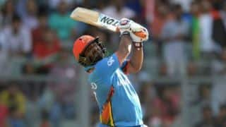 Afghanistan set 168-run target for Bangladesh in 1st T20I at Dehradun