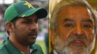 World cup 2019: Ehsan Mani ask Pakistan sarfaraz ahmed to focus on rest of world cup matches