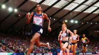 Indian women clinch gold in relay