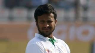 Bangladesh vs West Indies, 3rd T20: Maybe it was 180 runs wicket; Says Shakib Al Hasan
