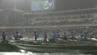 Giant tent being discussed to end rain delays in Cricket