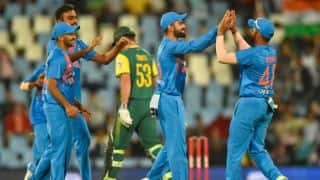 India beat South Africa by 7 runs in 3rd T20I to clinch series