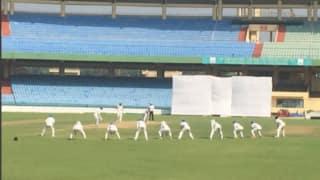Ranji Trophy 2017-18: Bengal skipper Manoj Tiwary sets most creative slip fielding against Chhattisgarh