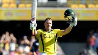 Australia's ODI captaincy not on my mind, says Aaron Finch