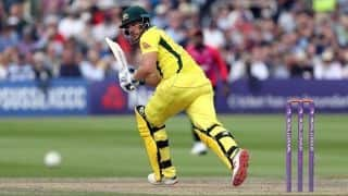 Aaron Finch excited by new-look Australia
