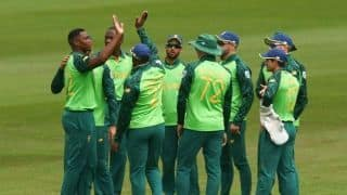 ICC World Cup 2019 warm-up: Faf, Phehlukwayo seal South Africa's 87-run win over Sri Lanka