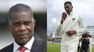 Wasn't critical of Pandya, but those comparing him to Kapil: Michael Holding