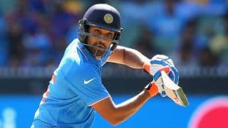 Rohit: IND will feel the absence of Dhawan vs AUS