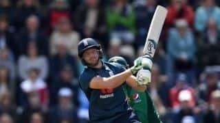 2nd ODI: Ton-up Jos Buttler runs riot as England score 373/3 against Pakistan