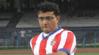 Sourav Ganguly: Foreign players in ISL will help youngsters