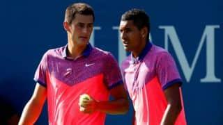 Davis Cup 2016: Bernard Tomic lashes out at Nick Kyrgios following withdrawl