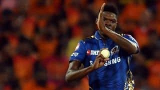 Mumbai Indians overseeing rehabilitation of injured Alzarri Joseph