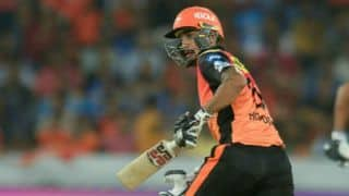 IPL 2018: Deepak Hooda's calmness guides SRH to thrilling 1-wicket win against MI