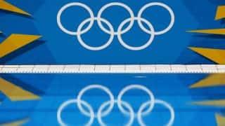 Olympics 2016: Graffiti artist lends support to Brazil's athletes