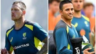 Ashes 2019: James Pattinson and Usman Khawaja confirmed for Edgbaston Test