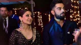 VIDEO: Virat Kohli, Anushka Sharma set the dance floor on fire along with Yuvraj Singh