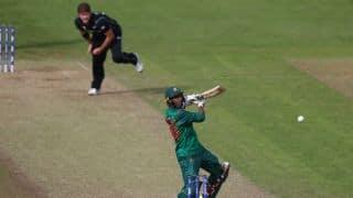 ICC Champions Trophy 2017, Bangladesh vs New Zealand, Match 9: Shakib-Mahmudullah's record stand, Mosaddek Hossain's 3-13 and other highlights