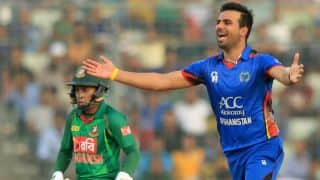 BAN-AFG ODI series to be played at Dehradun