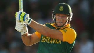 Australia vs South Africa 4th ODI: David Miller out for 45; South Africa 199/4 in 37 overs