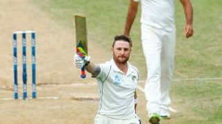 Brendon McCullum's dad proud of son's triple hundred