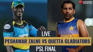 PSL 2017, Final: Peshawar Zalmi vs Quetta Gladiators: Peshawar Zalmi crowned PSL 2 Champs