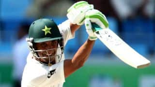 Younis Khan's double ton puts Pakistan on top against Australia at stumps on Day 2 of 2nd Test