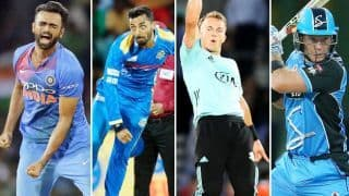 IPL Auction 2019: Varun Chakravarthy and Jaydev Unadkat biggest earners as franchises splurge