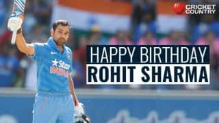 Rohit Sharma: 11 interesting facts about ODIs only triple double centurion