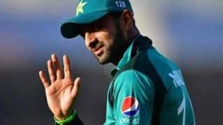 Pakistan Batsman Shoaib Malik Gets Green Light For Late Departure For England Tour