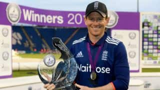 Morgan delighted with ENG's hunger in ODIs after series win against PAK