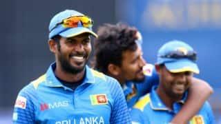 Zimbabwe vs Sri Lanka, Tri-Nation Series 2016, 1st ODI at Harare: Visitors seal easy victory by 8 wickets