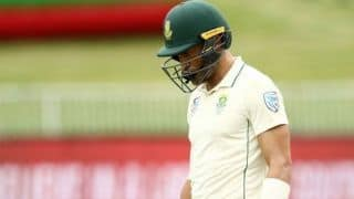 We performed poorly throughout the series: Faf du Plessis