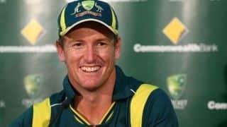 द. अफ्रीका के खिलाफ प्रैक्टिस मैच में ऑस्ट्रेलिया पीएम XI की कप्तानी करेंगे जॉर्ज बेली