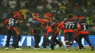 In Pictures: DD vs CSK, IPL 2018