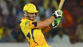 Chennai Super Kings in control against Rajasthan Royals in IPL 2015