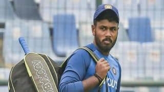 Would Like to Inculcate MS Dhoni's Calmness in Tough Situations, Says Sanju Samson