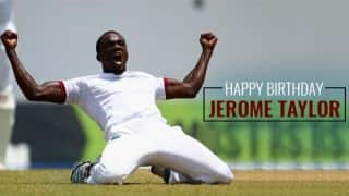 Jerome Taylor: 12 interesting facts about the West Indian pacer