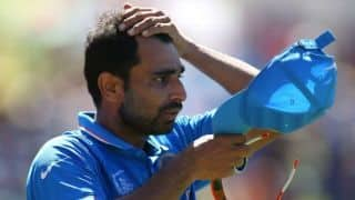 Mohammad Shami in contact with his American lawyer; Will return to India on Thursday