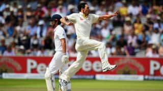 Mitchell Johnson reckons Alastair Cook's retirement after The Ashes 2017-18