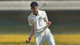 Thakare to replace Porel in India squad for U19 World Cup