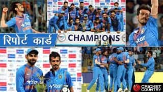 India vs England, T20I series: India's performance review and marks out of 10