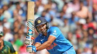 Rohit, Rahane should open in ICC World Cup 2015