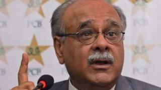 नजम सेठी ने पीसीबी के मुआवजे के दावे पर आईसीसी के फैसले को बेतुका बताया