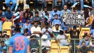 ICC trolls Indian fan claiming to be just as good as Bumrah