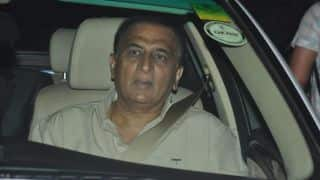 Sunil Gavaskar and Shivlal Yadav to visit BCCI headquarters