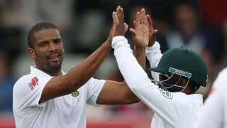 Vernon Philander: South Africa's seniors players need to perform well against strong Team India