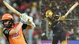 Highlights, IPL 2018, SRH vs KKR, Full Cricket Score and Updates, Match 54 at Hyderabad: KKR win by 5 wickets