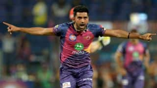 Syed Mushtaq Ali Trophy 2018: Deepak Chahar's 5-for helps Rajasthan defeat Karnataka